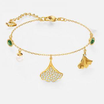 Swarovski Yellow Crystal Pear Bracelet