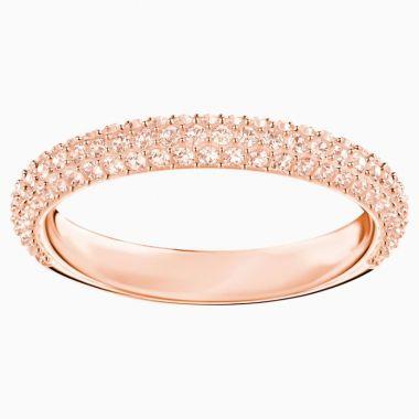 Swarovski Rose Tone Crystal Ring