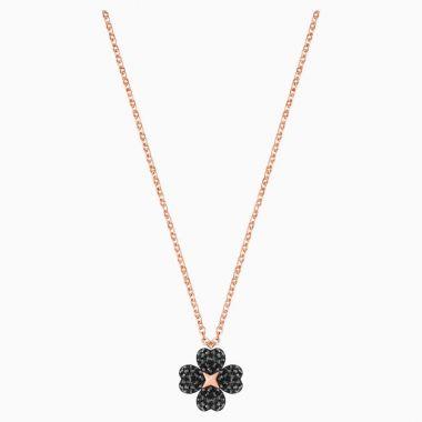 Swarovski Rose Tone Crystal Pendant