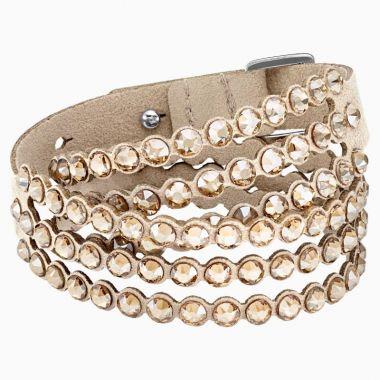 Swarovski Beige Crystal Bracelet
