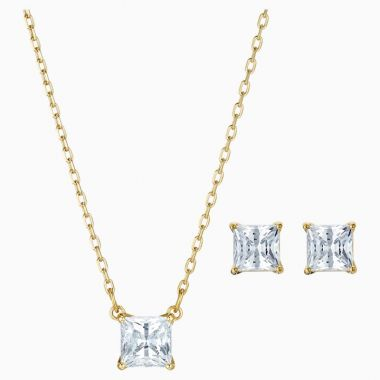 Swarovski Yellow Gift Set