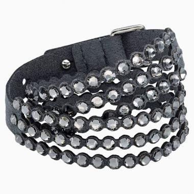 Swarovski Grey Tone Crystal Bracelet