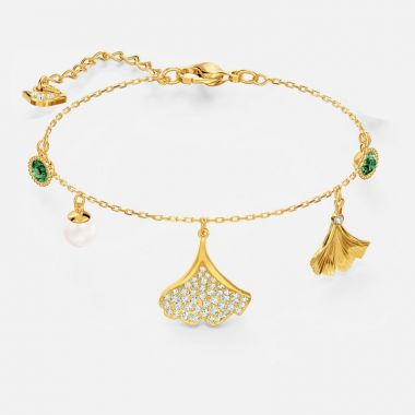 Swarovski Yellow Crystal Pear Bracelet