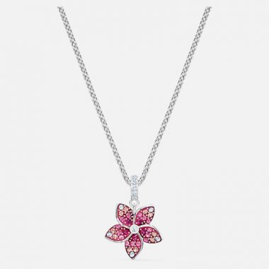 Swarovski Multi Crystal Necklace