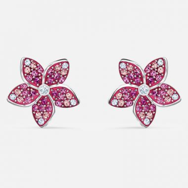 Swarovski Multi Crystal Earrings