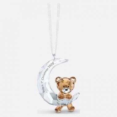 Swarovski Baby 1St Christmas Ornament 2020