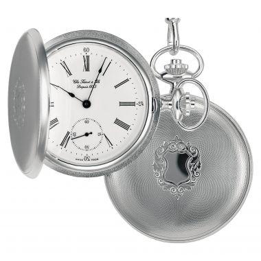 Tissot Silver T-Pocket Watch