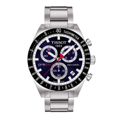 Tissot PRS 516 Quartz Chronograph Men's Watch