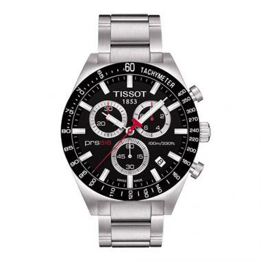 Tissot PRS 516 Quartz Chronograph Men's Watch