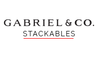 Gabriel & Co. Stackables